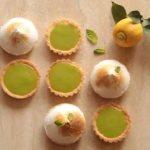 Limón, albahaca y merengue
