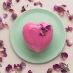 Para celebrar el amor y los postres